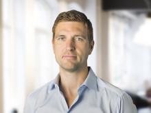 Johan Nilsson - ny affärschef på Arcona