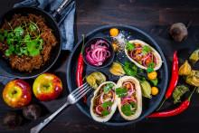 Old El Paso™ släpper receptsamling med tacorecept typiska för Skåne, Dalarna och Närke