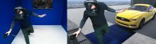Dassault Systèmes 3DEXPERIENCE-plattform hjälper Ford att placera en Mustang på toppen av Empire State Building