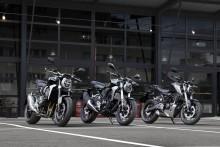 """Nya CB1000R och Africa Twin """"Adventure Sports"""" tar täten när Honda radar upp 2018 års modeller vid EICMA-mässan."""
