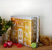 Fira jul varje dag med en lyxig adventskalender från The Body Shop!
