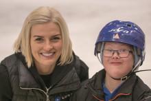 Viktoria Helgesson till Almedalen som ambassadör för nytt tillgänglighetsprojekt