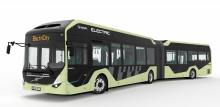Eldrivna ledbussar testas i Göteborg -trafikstart i juni