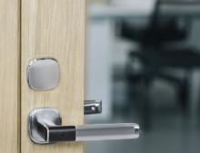 TrioVing og ASSA ABLOYs dørvrider, Aperio® H100, til topps i Intersec – kåret til årets produkt innenfor adgangskontroll!