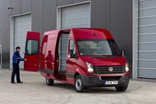 Volkswagen Erhvervsbiler lancerer stærke leasingtilbud på Crafter