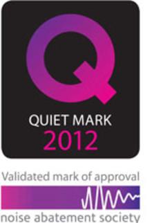 Toyotalle on myönnetty Quiet Mark-tunnus hiljaisista tuotteista