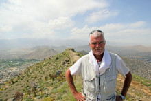 "Mors dag med Lasse Bengtsson; ""Min tid i Afghanistan"""