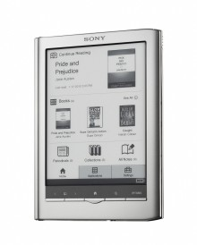 Sony lanza en España Reader Pocket y Reader Touch