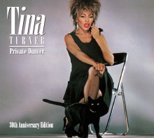 Jubileumsutgave av Tina Turners 'Private Dancer' ute 26. Juni