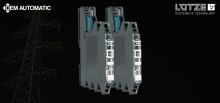 Säker 24 V med Lützes elektroniska säkring