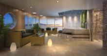 Stena Vision får Östersjöns modernaste spa