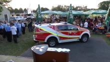 L200-Kommandowagen für die Freiwillige Feuerwehr Pretzsch