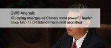 The implications of the abolishment of presidential term limit in China