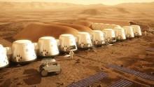Rymdpionjären och grundare av Mars One, Bas Lansdorp, till Design Management Forum