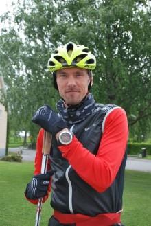 Suunto ny sponsor till längdskidåkaren Johan Olsson