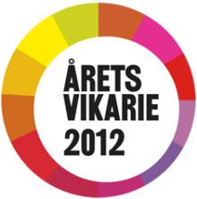Pressinbjudan till Årets Vikarie 6 december 2012