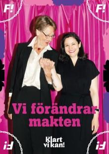 Gudrun Schyman till Karlskrona idag