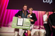 Innovativt ljusklister vinner finalen av Sveriges största affärsidétävling