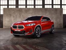 BMW og MINI varter opp med verdenspremierer i Paris