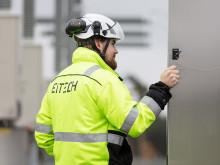 Eitech bygger om mottagningsstation i Karlstad