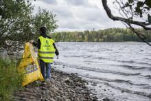 I helgen städas Sveriges östkust av föreningsungdomar