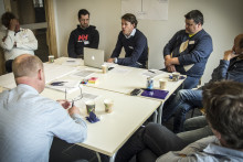 Snöseminariet: Samarbete ska lösa snöproblemet