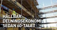HÅLLBAR DELNINGSEKONOMI SEDAN 60-TALET