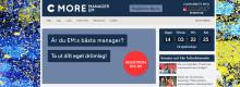 C More lanserar managerspel för fotbolls-EM