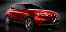 Den nye Alfa Romeo Tonale konceptbil: Plug-in hybrid forfines med italiensk design