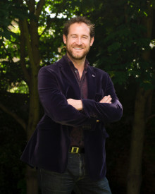 Oliver Schneider, Reuthe's Nursery, appointed as an ellenor charity Ambassador...