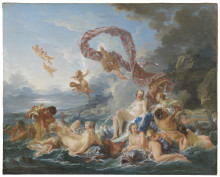 ​Årets Tessinföreläsning: Colin B. Bailey, Boucher's Triumph of Venus in the Nationalmuseum
