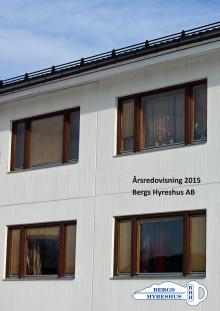 Årsredovisning Bergs Hyreshus år 2015