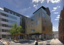 Västerås nyaste kontor får obegränsad takhöjd