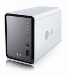 Få tillgång till dina fil(m)er var som helst med LG:s nya NAS och mediespelare