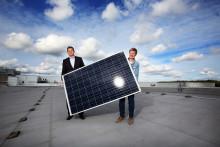 Axfood nyinvesterar i solceller