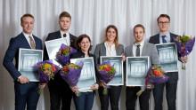 Tre vinnare i årets upplaga av Stora FM-priset