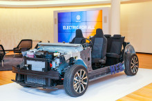 ELECTRIC FOR ALL: Volkswagen påskyndar e-mobilitetens genombrott