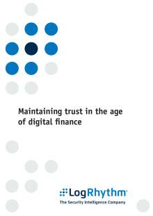 Att upprätthålla förtroendet i en digitaliserad bank- och finansvärld – White Paper