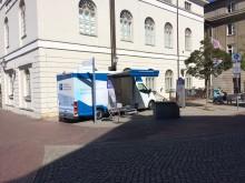 Beratungsmobil der Unabhängigen Patientenberatung kommt am 25. Juli nach Wismar.