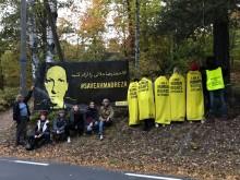 Internationella dagen mot dödsstraff - fokus på Ahmadreza Djalali i Sverige