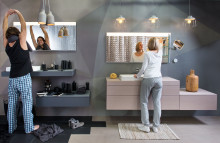 Trend: 04 Comfortable Bathroom - 365 days a year: a lifetime of wellbeing in a Comfortable Bathroom with individual solutions