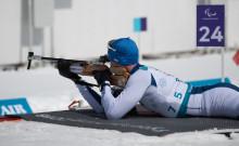 Paralympialaiset täyttivät ampumahiihtäjä Juha Härkösen tavoitteet