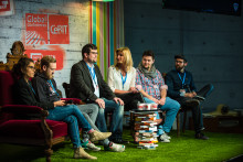 ClueCamp presented by Mynewsdesk auf Rock the Blog 2015