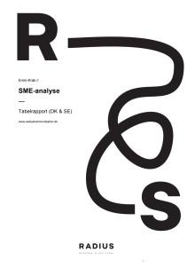 SMV-analysen 2016 - om små og mellemstore virksomheders brug af markedsføring - Danmark vs. Sverige