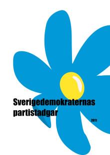 Förslag till nya stadgar för Sverigedemokraterna inför Landsdagarna 2011