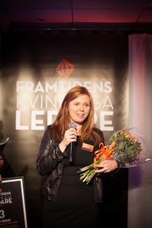 IKEA chef i topp när Framtidens kvinnliga ledare presenteras