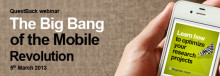 The Big Bang of the Mobile Revolution - optimera dina mobila undersökningar!