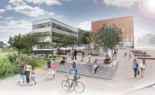 Så ska den fysiska miljön vid Högskolan i Borås utvecklas fram till 2025