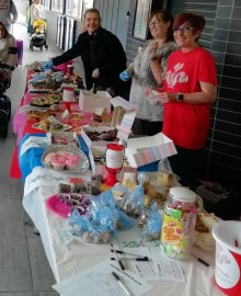 Stevenage colleagues showcase baking prowess for youth charity