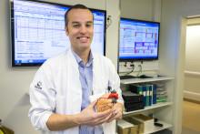 Ny forskning: Syrgas lindrar inte smärta vid hjärtinfarkt